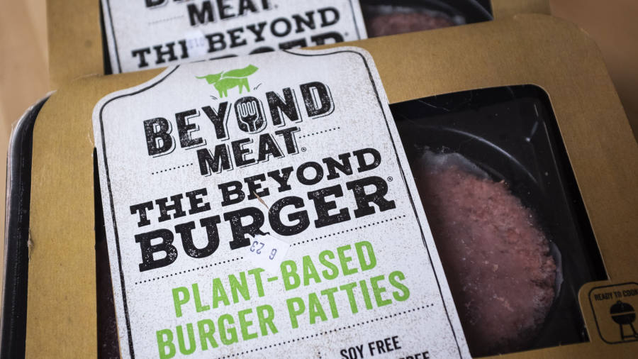 Private backers set for Beyond Meat payday
