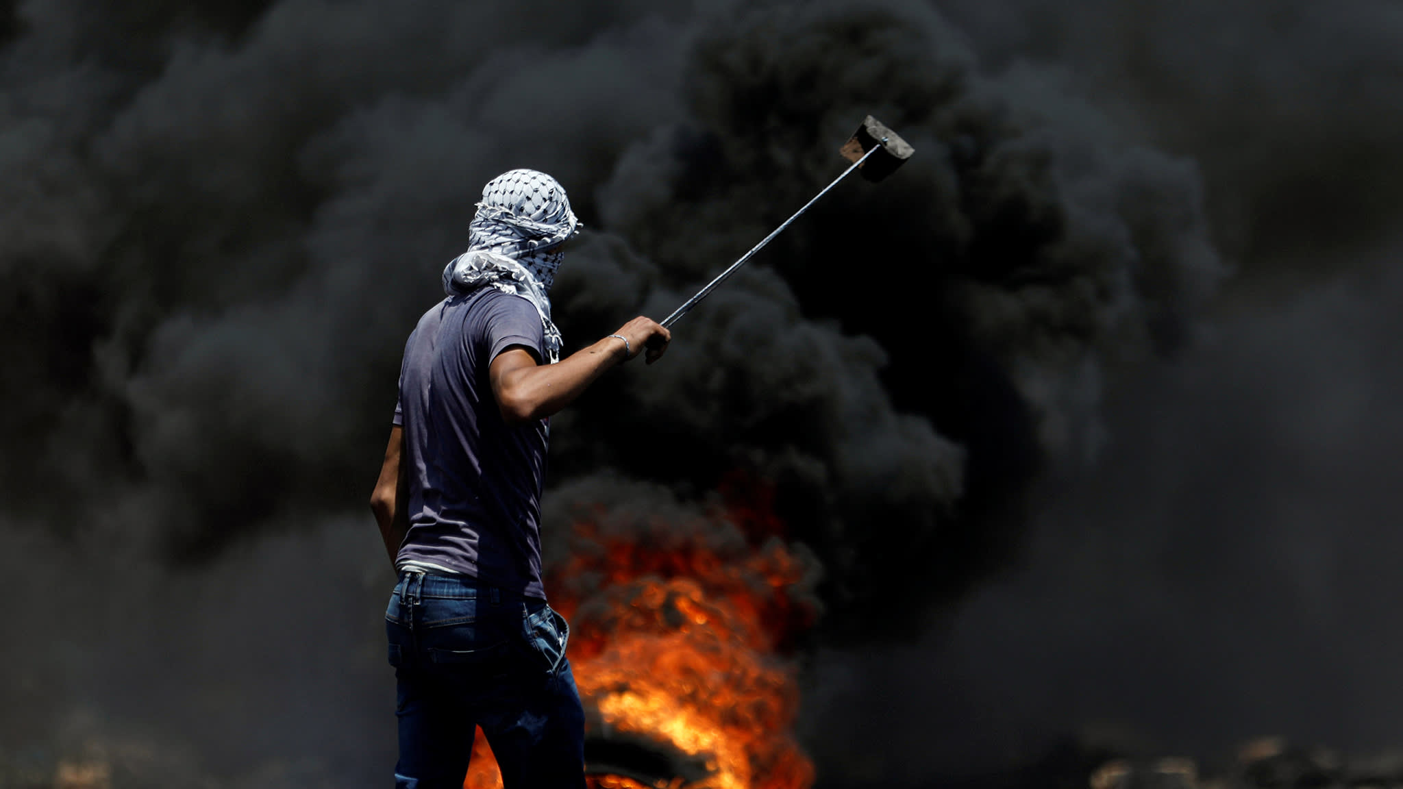 Disillusioned Palestinians wary of new uprising in West Bank