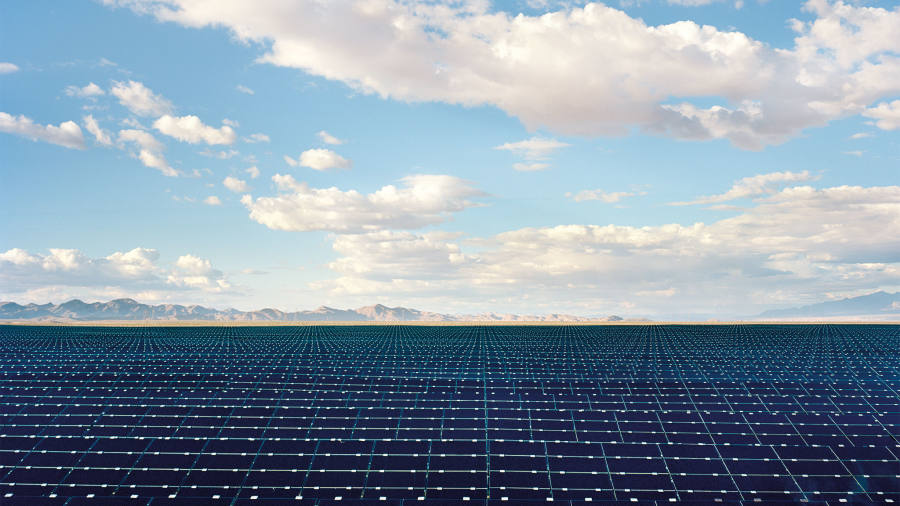 Sunshine revolution: the age of solar power   Financial Times