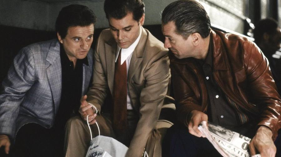 an analysis of the content of martin scorseses film goodfellas Watch video goodfellas review – one of scorsese's finest robert de niro and ray liotta in goodfellas martin scorsese thriller.