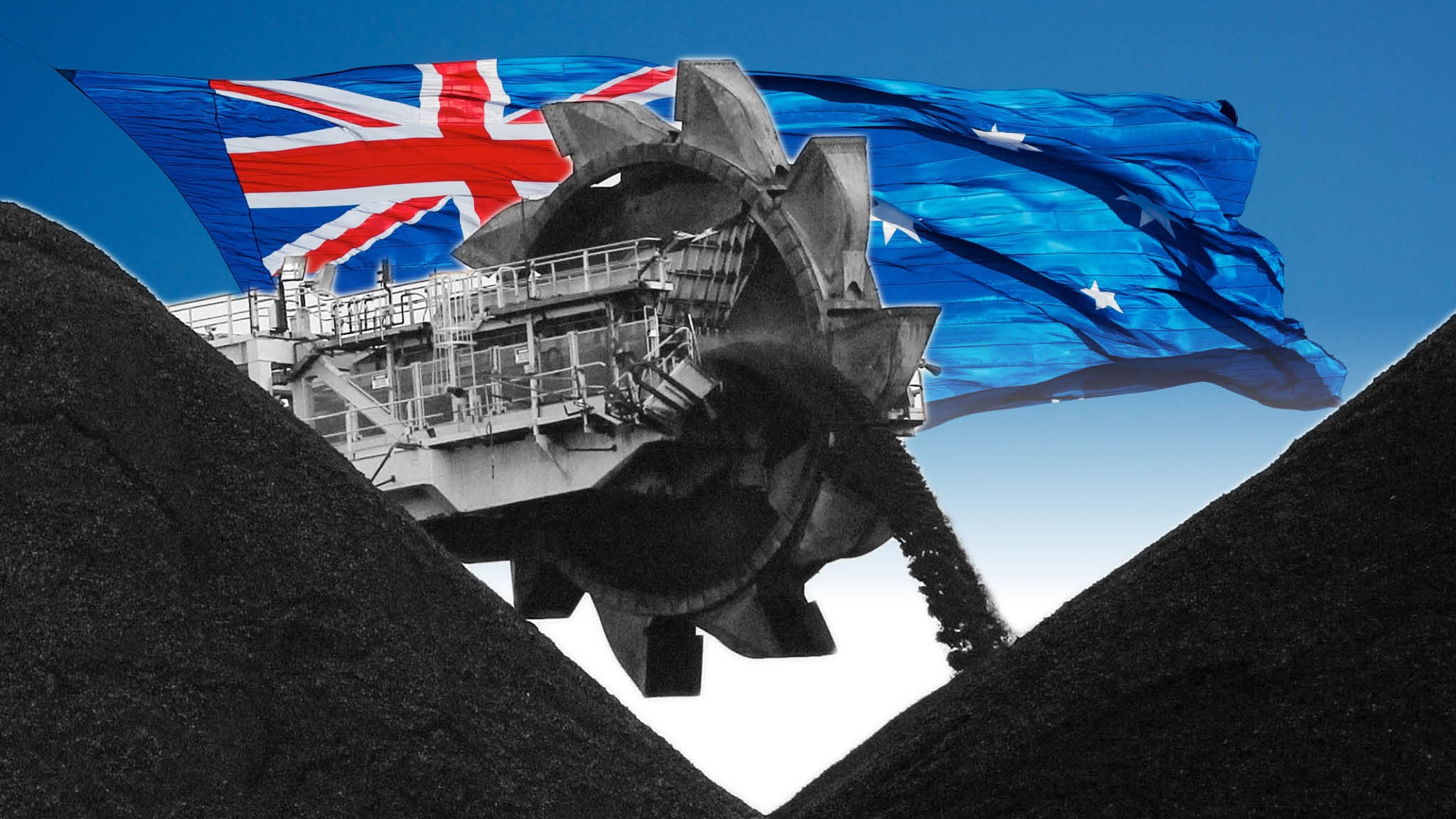 Coal rises from the ashes as Australia's top-earning export