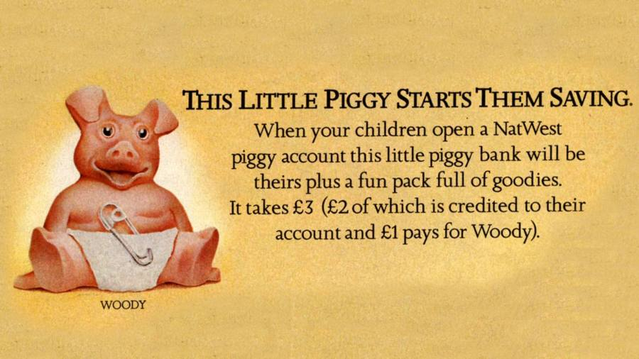 Children's bank accounts: a potted history | Financial Times
