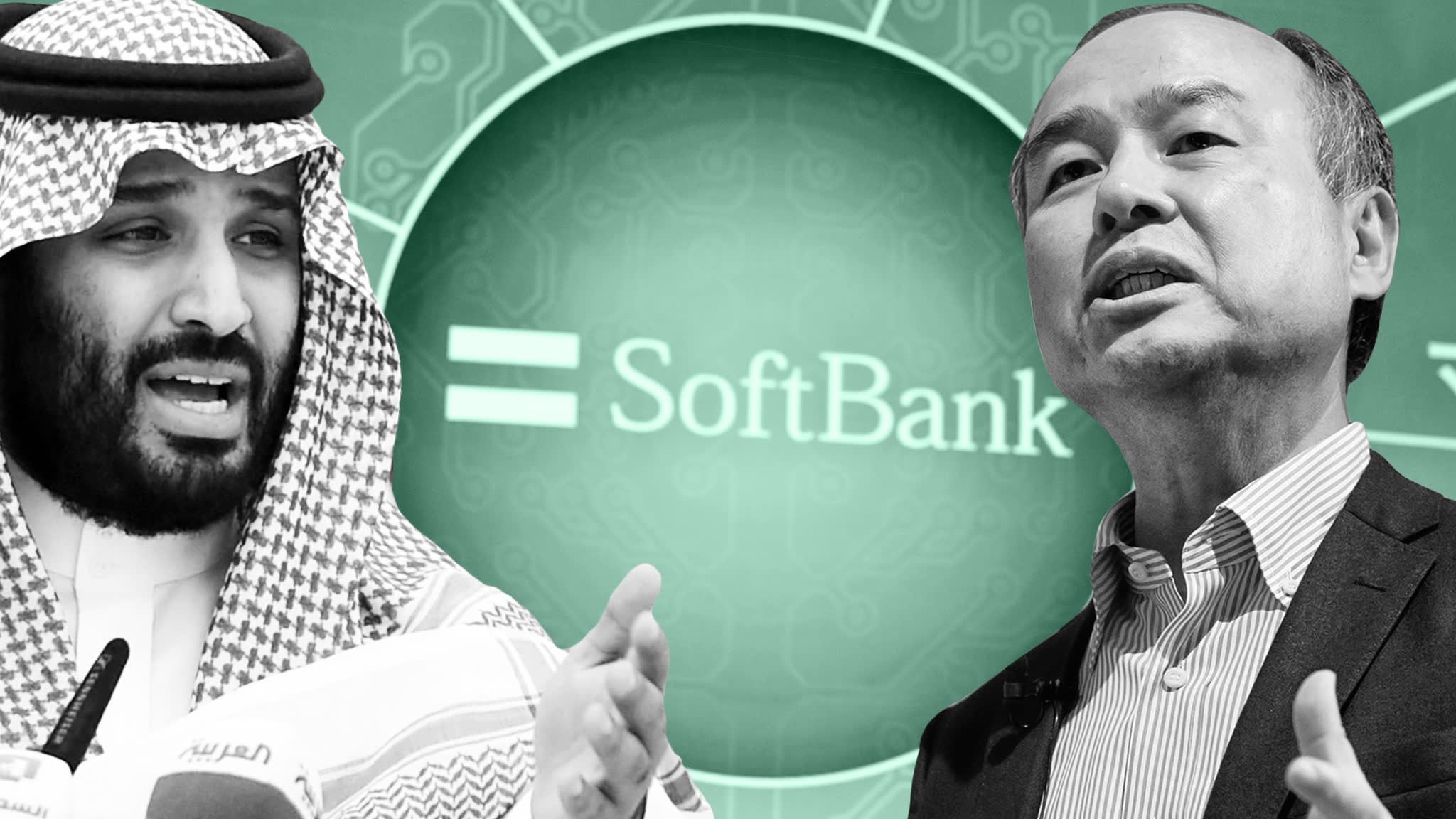 SoftBank plays down chances of second Vision fund