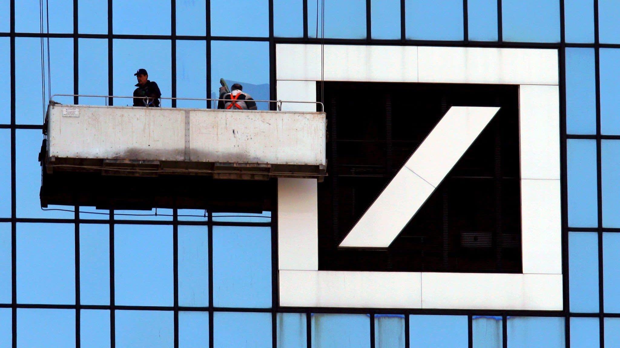 Deutsche bonuses quadruple despite third-straight loss