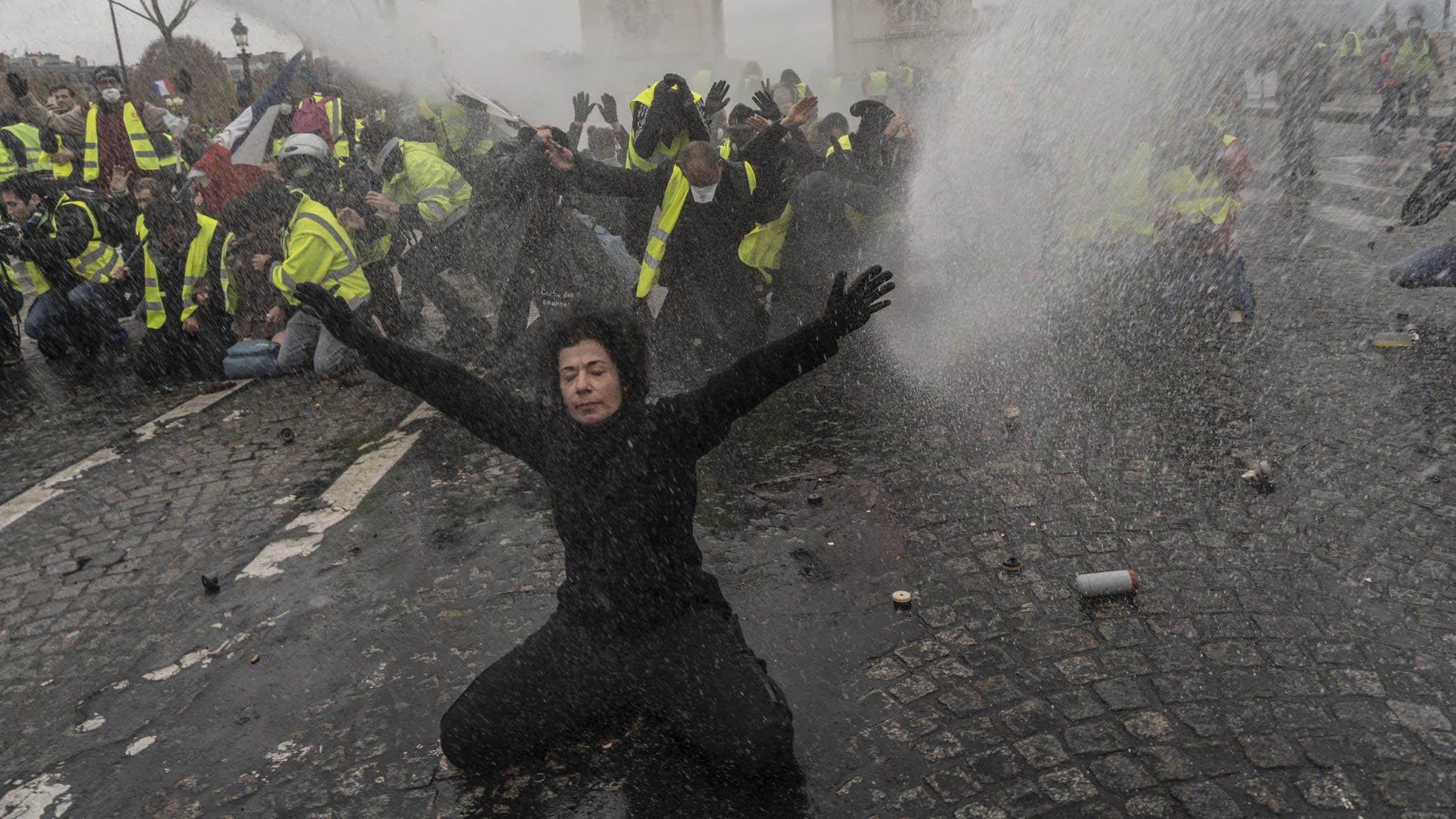 Emmanuel Macron fails to buck trend of French presidential U-turns