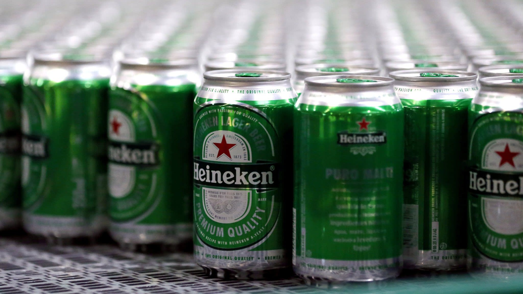 Heineken in $3bn tie-up with China Resources Beer