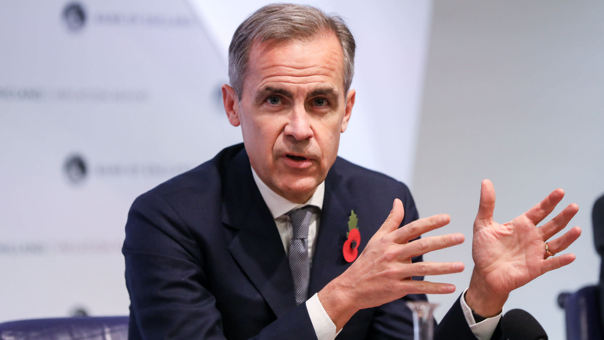 BoE signals faster pace of interest rate rises under an orderly Brexit