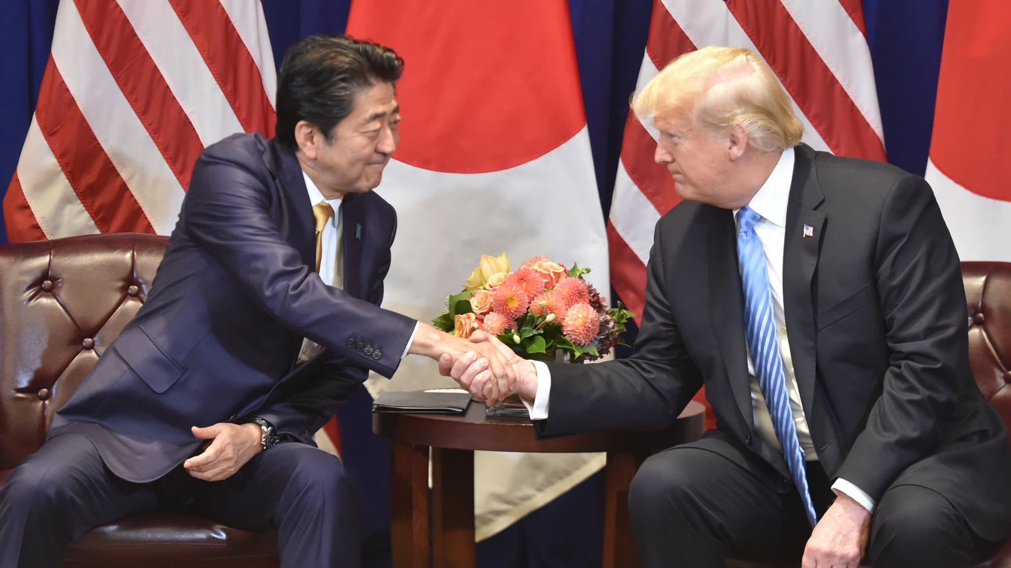 US and Japan agree to open trade talks