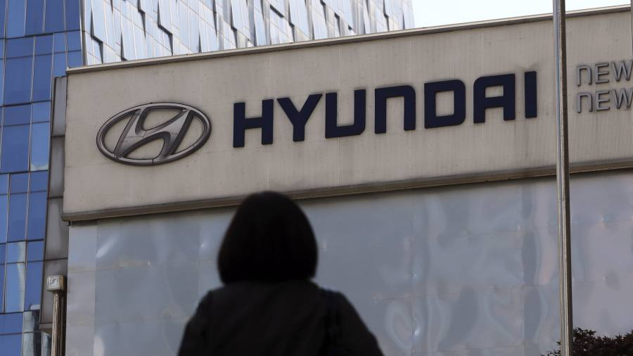 Hyundai faces rocky road after latest recall | Financial Times