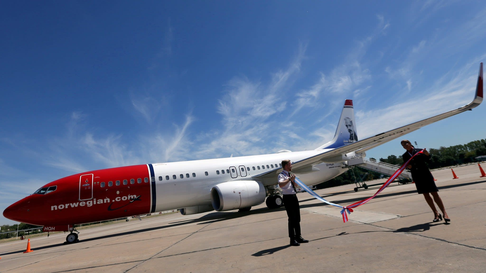 IAG weighs takeover offer for Norwegian Air Shuttle