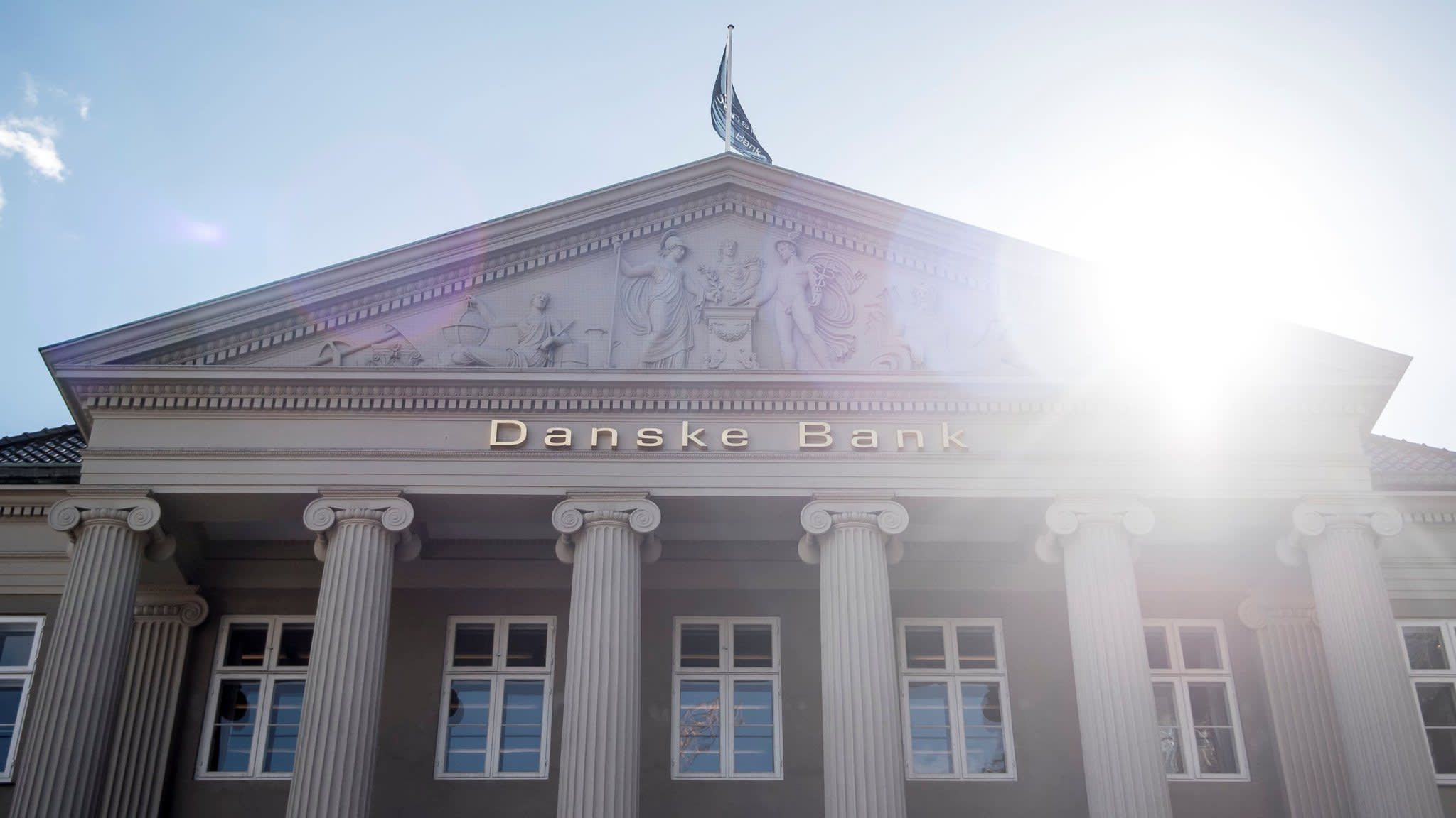 Hermes EOS urges Danske to sue managers over €200bn scandal