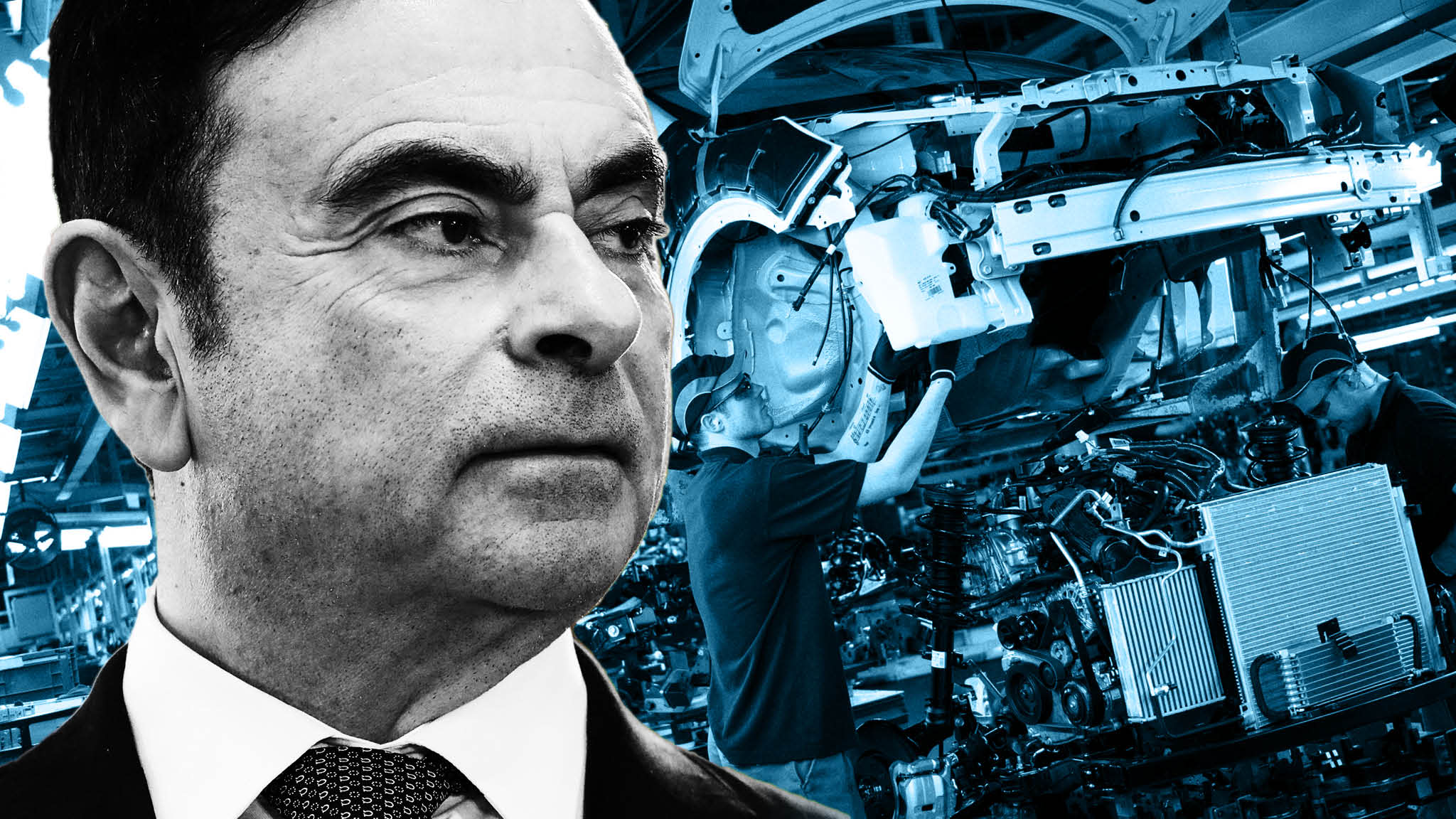 Ghosn arrest sparks fears for global car alliance