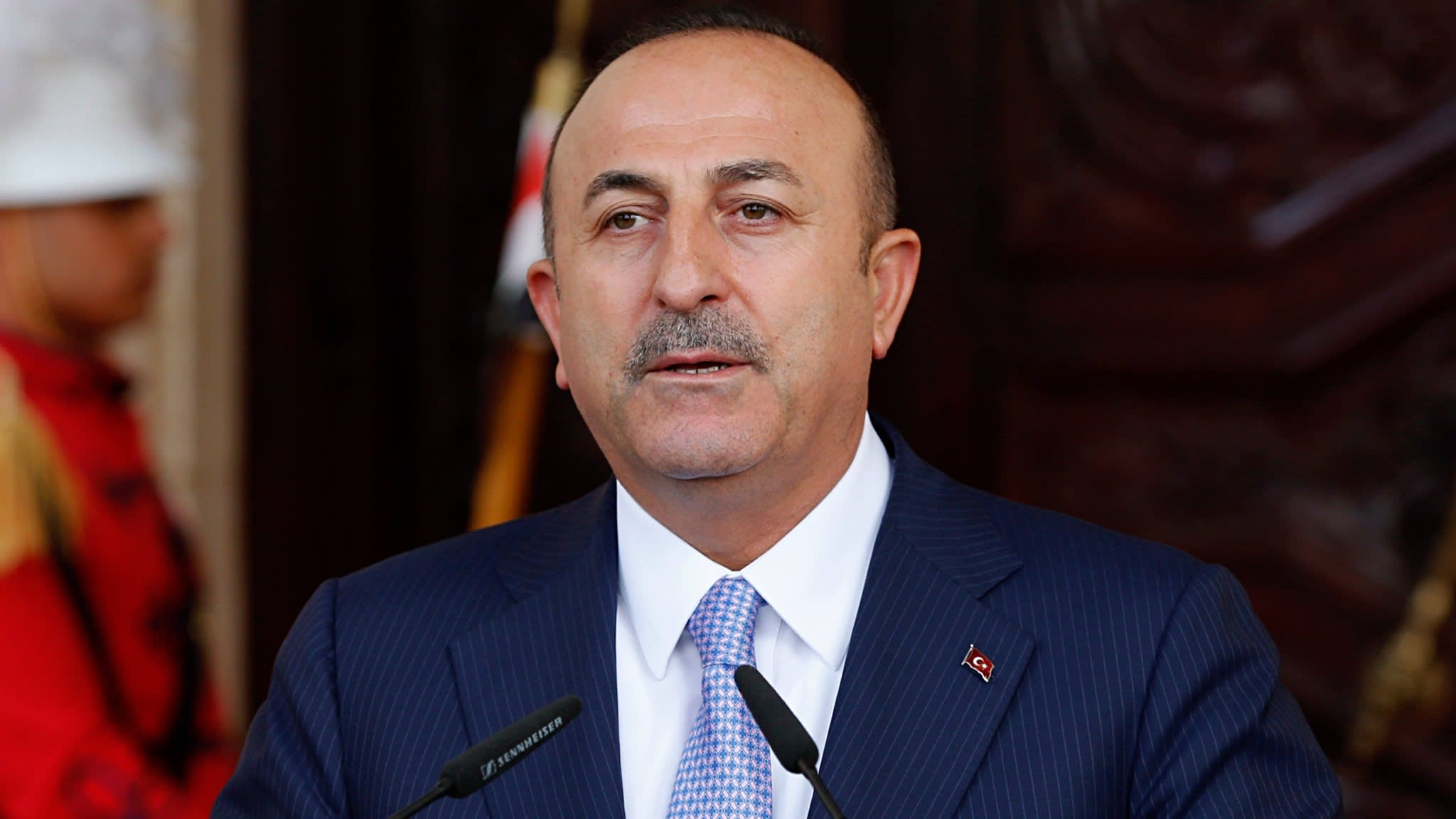 Turkey's foreign minister wary on US ties after pastor's release