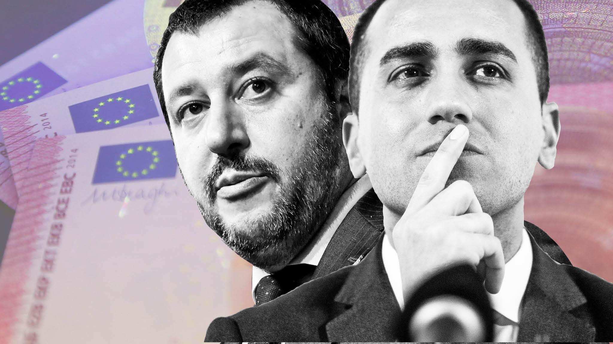 The bond 'spread' strikes fear and shrugs on Italian streets