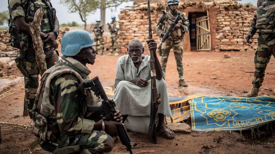 Mali violence escalates as peace accords crumble