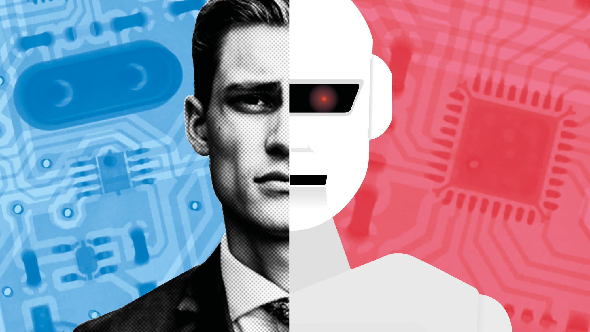 Artificial intelligence: when humans and robots coexist
