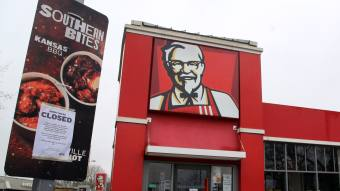 KFC's UK chicken run caused by too many eggs in one basket