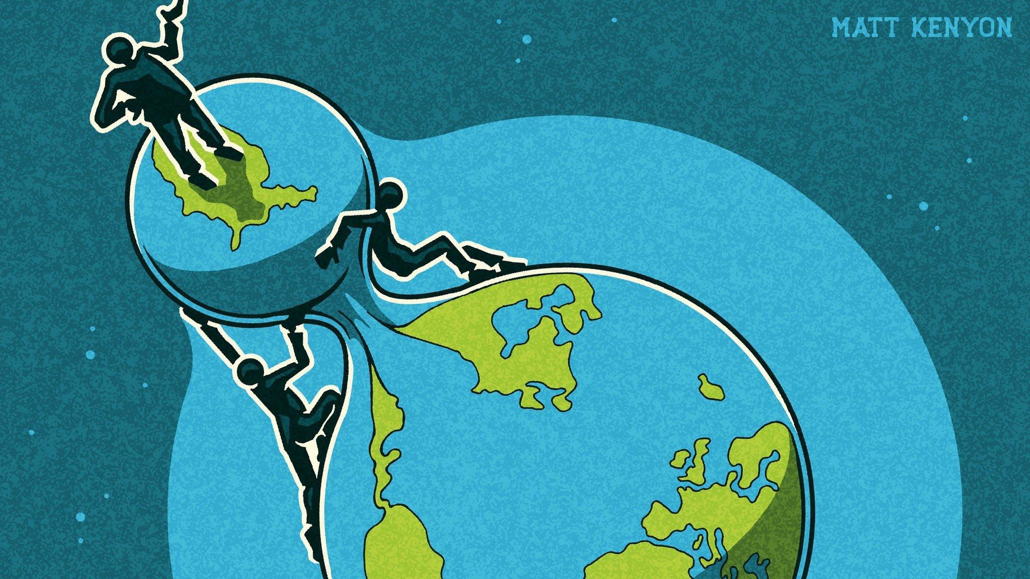 Corporate elites are overlooking deglobalisation