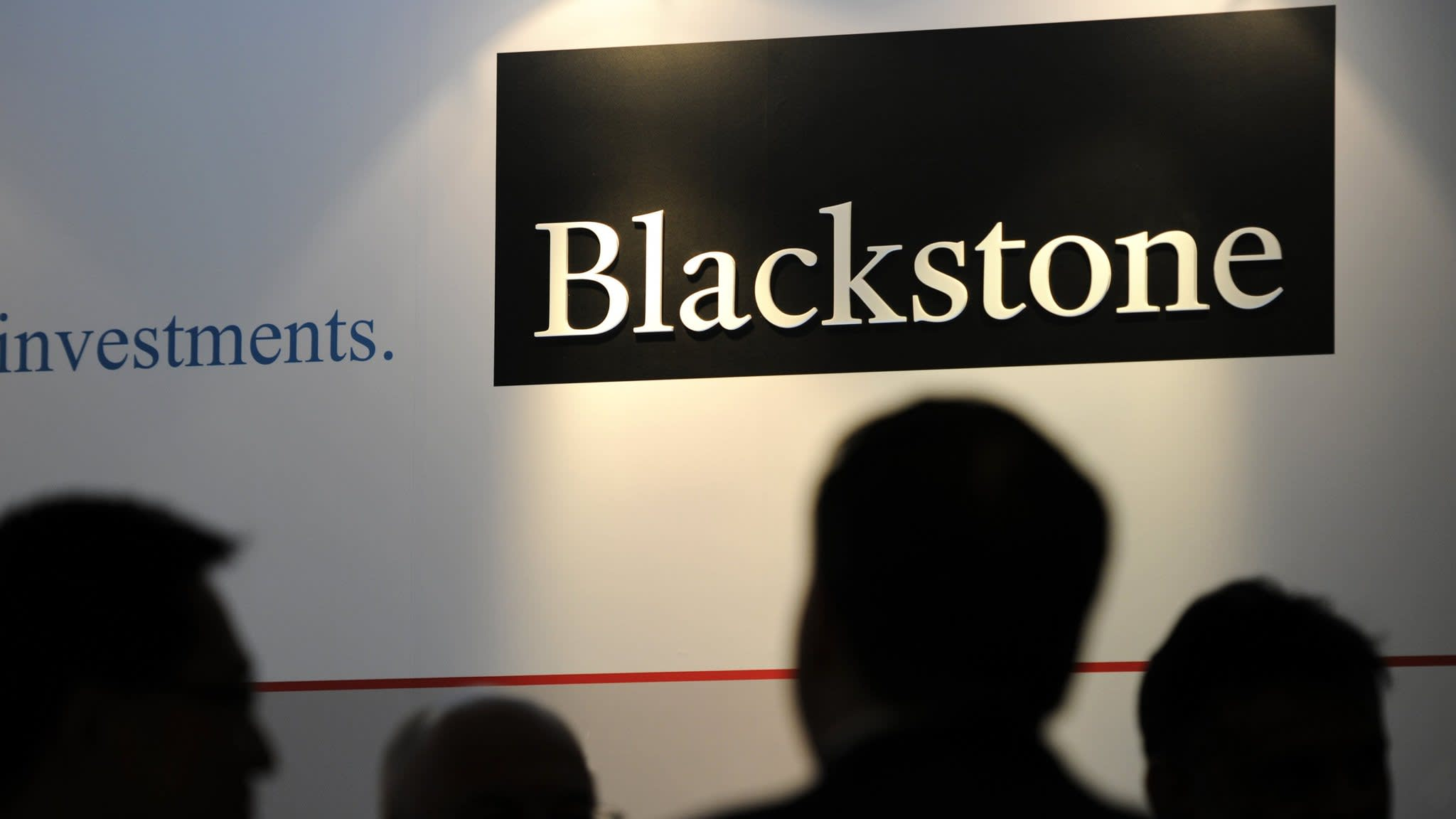 China's sovereign wealth fund sells stake in Blackstone