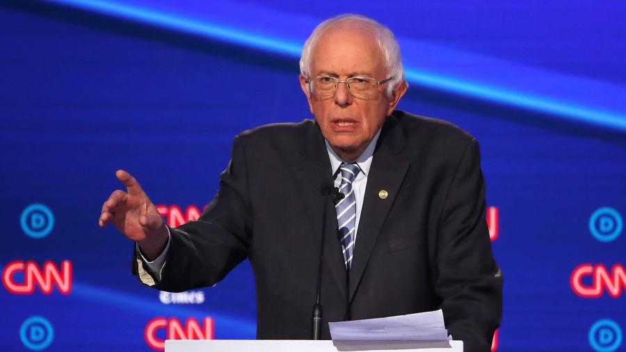 The surprising rebound of Bernie Sanders