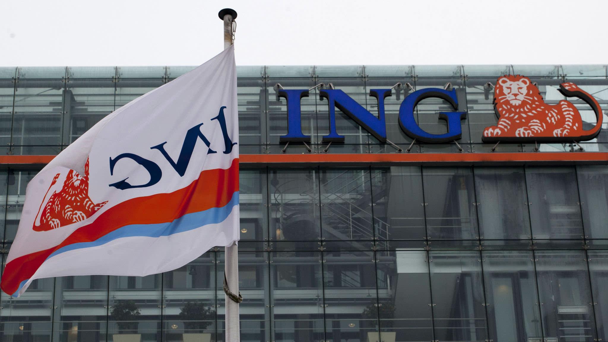 ING's CFO quits over money laundering scandal