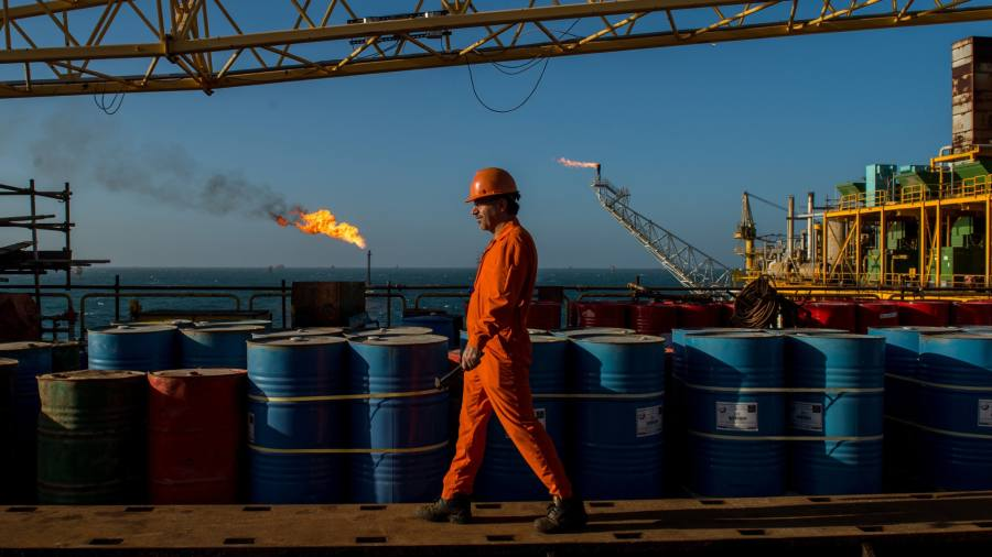 Oil and stock futures rise after historic rout