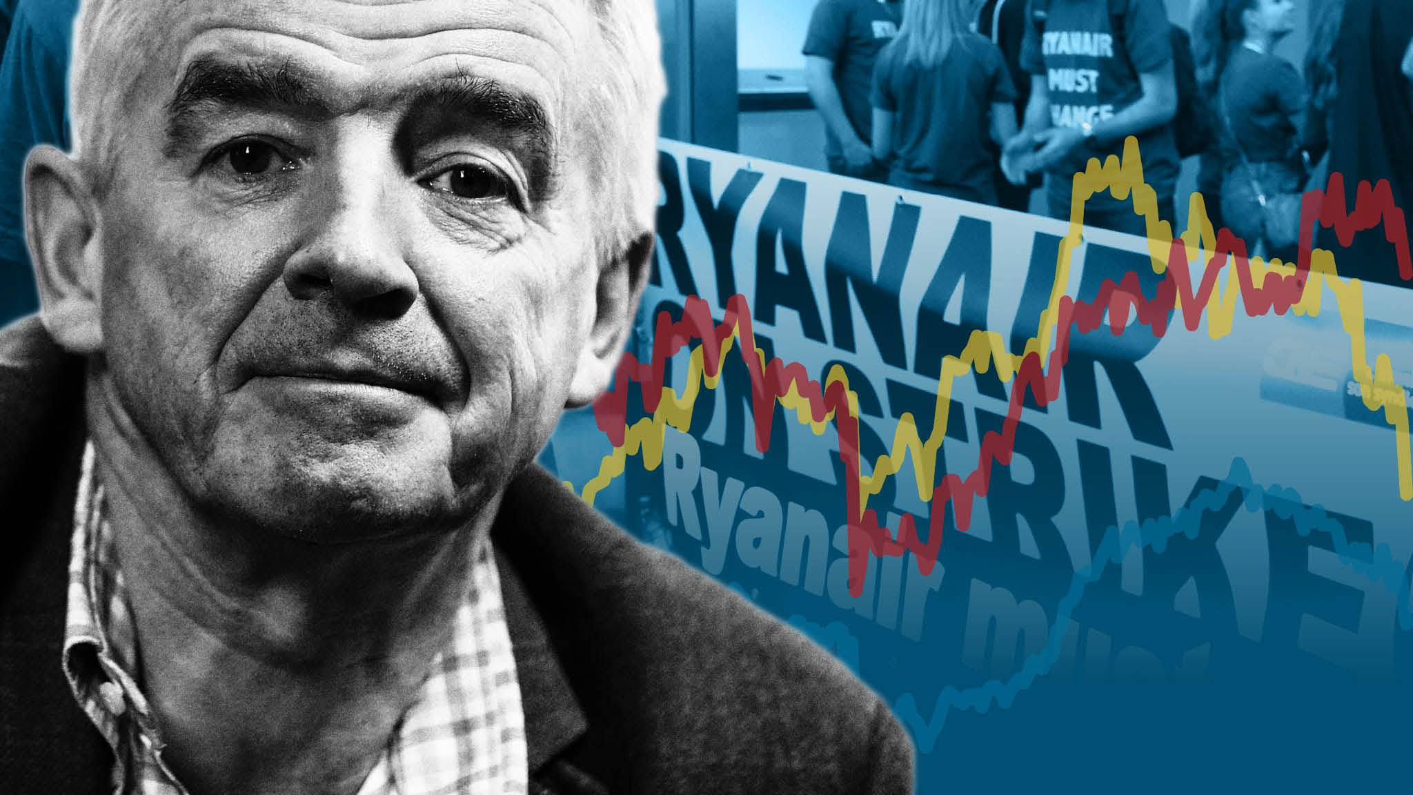 Has Ryanair chief Michael O'Leary lost his cost-killing touch?