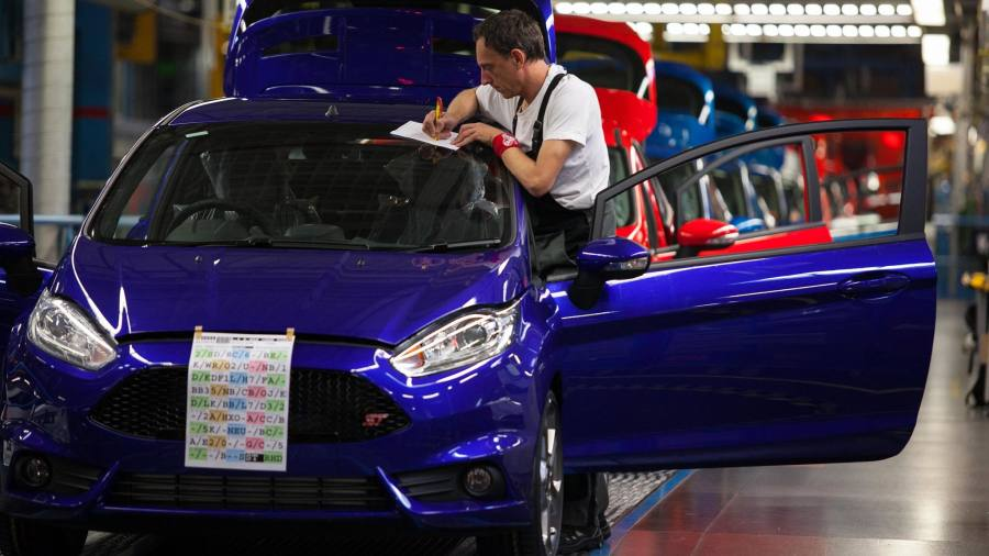 Ford strikes deal to keep Fiesta production in Germany