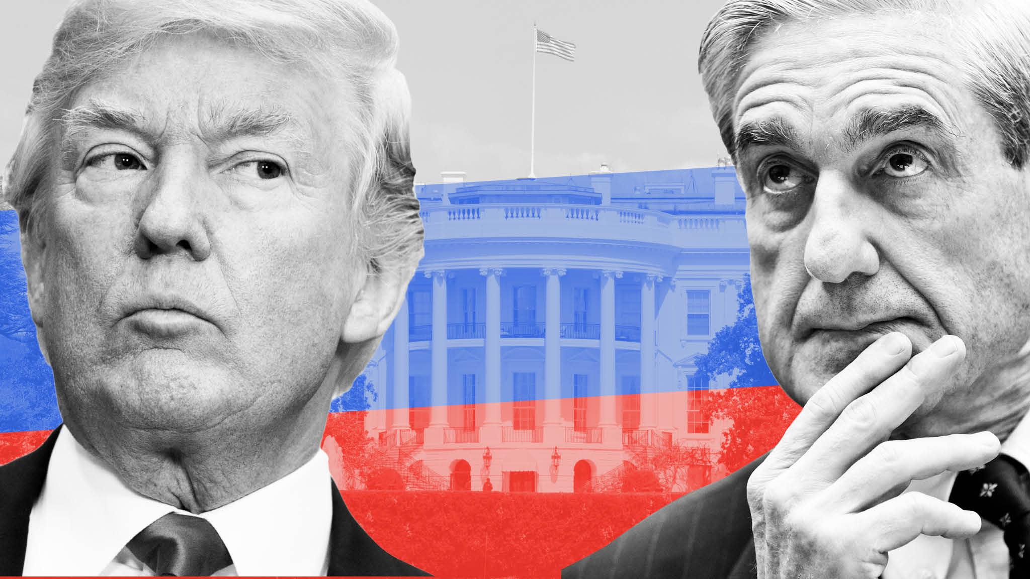 Why Donald Trump will never escape Russia