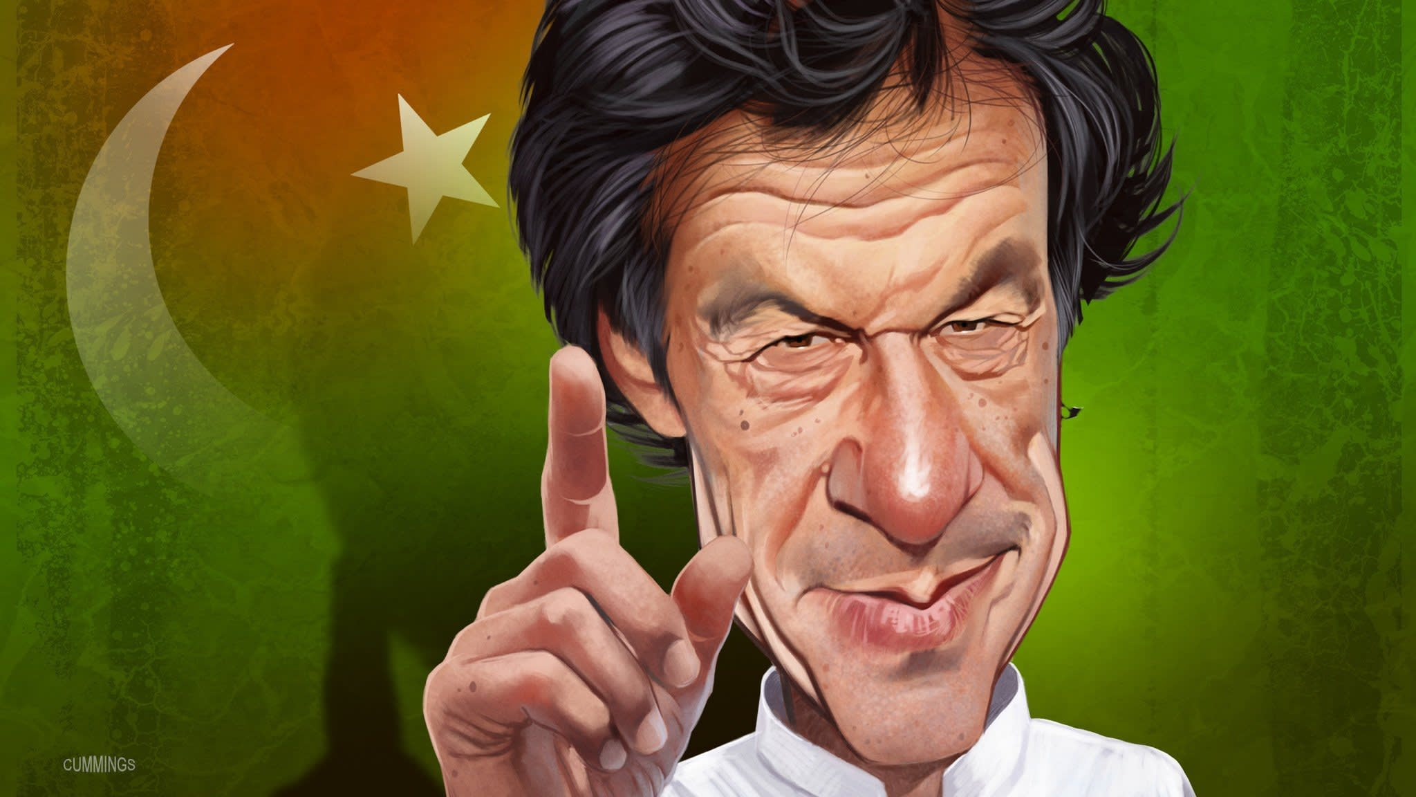 Imran Khan, cricket star with a taste for victory