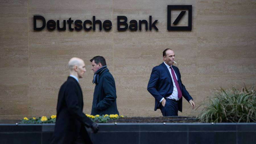 Deutsche looks to cull investment unit underperformers