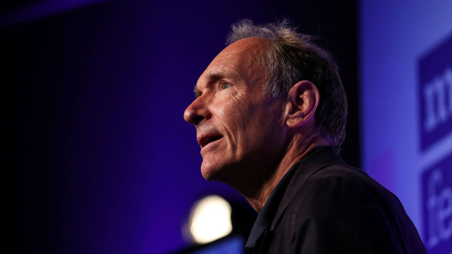 World wide web founder scales up efforts to reshape internet