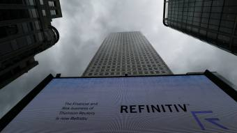 Refinitiv aims to spend to take on Bloomberg   Financial Times