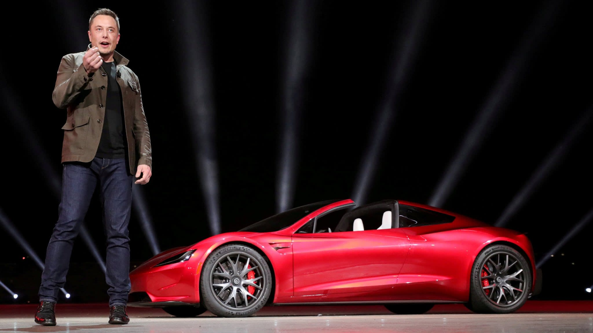 Tweeted price adds to Tesla buyout puzzle