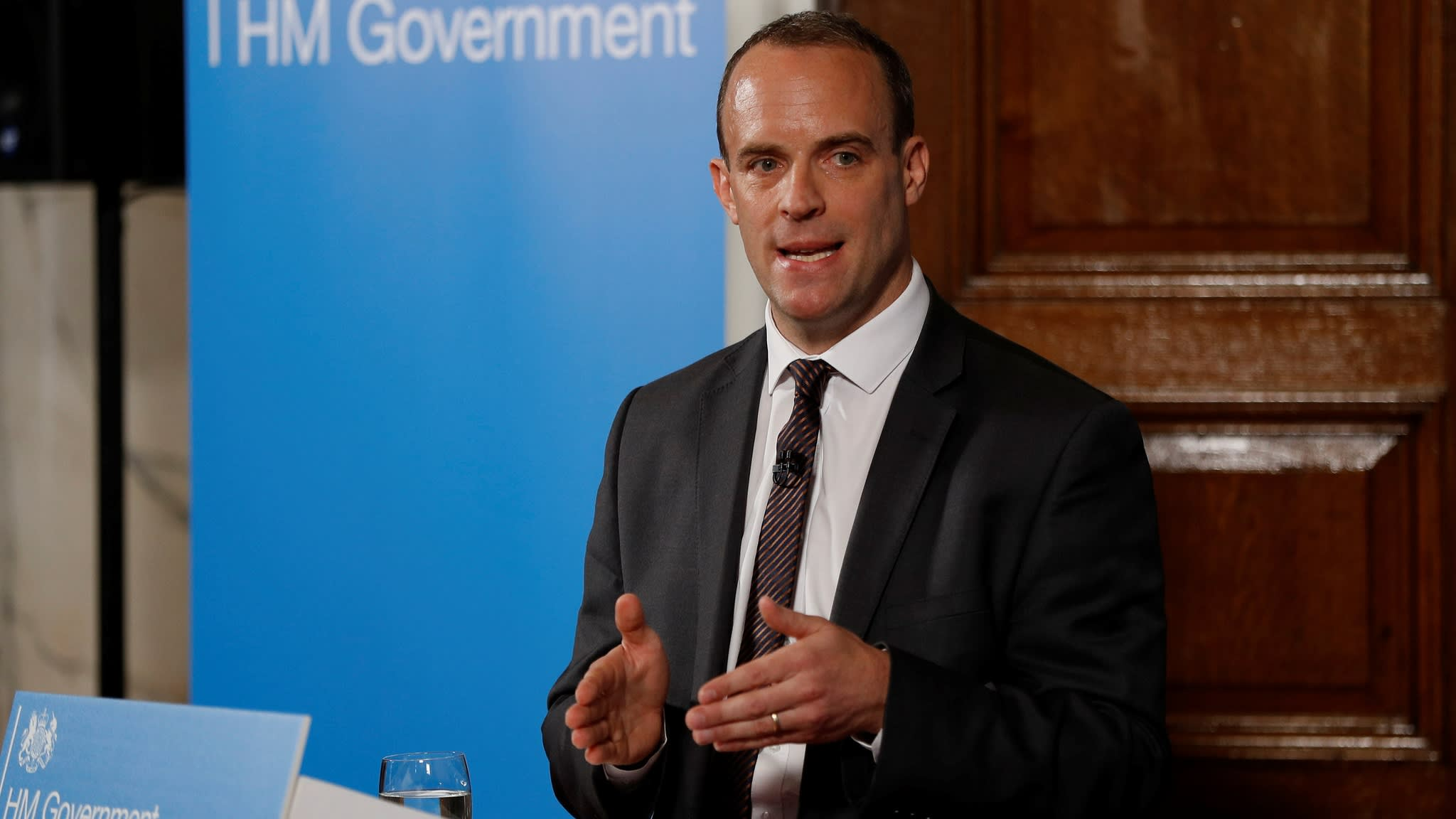 Raab: 'confident good Brexit deal is most likely outcome'