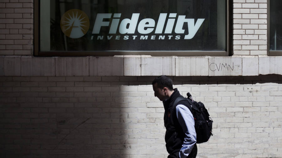 Fidelity's head of $2.8tn asset management arm to retire