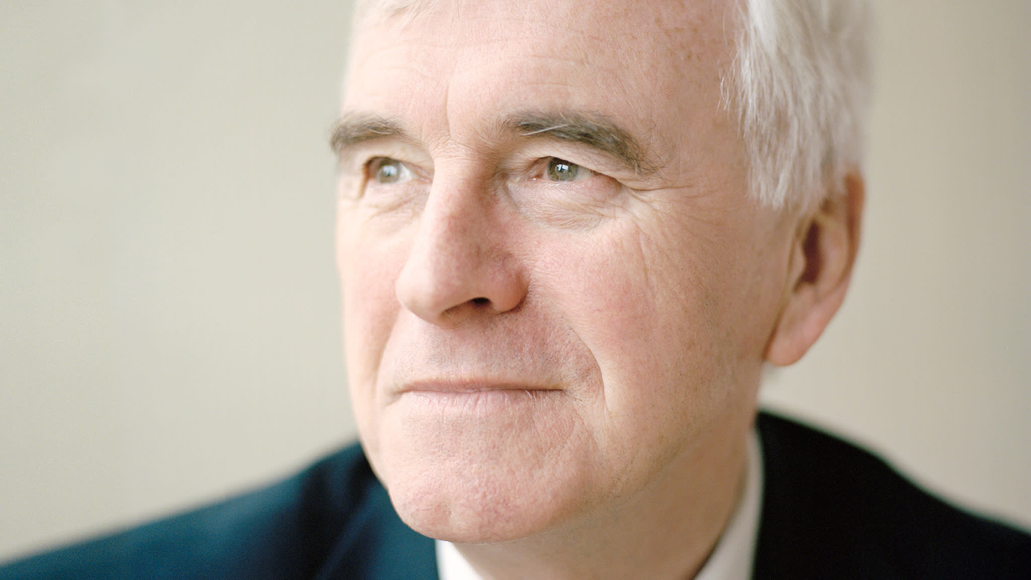 John McDonnell interview: is Britain ready for a socialist chancellor?