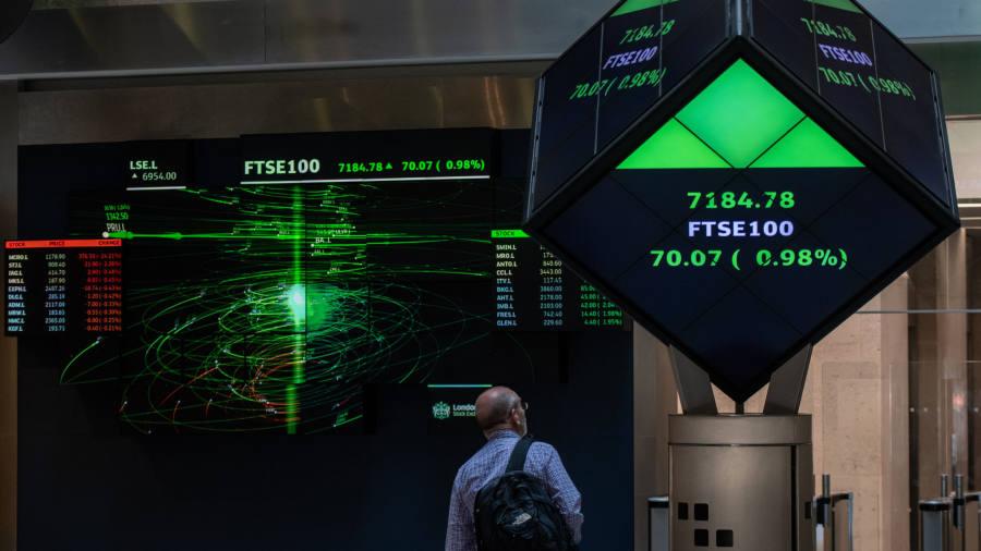 Uk trade and investment philip lse average return on 401k investment