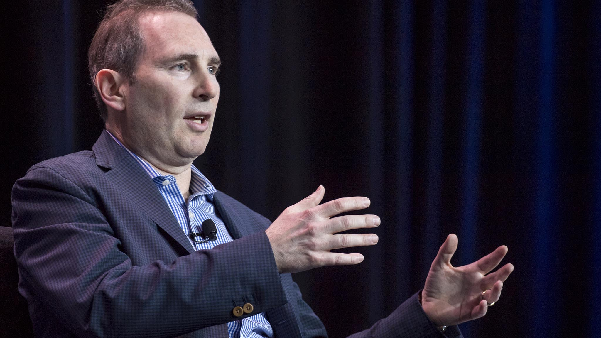 Andy Jassy: Failure is absolutely an option at Amazon