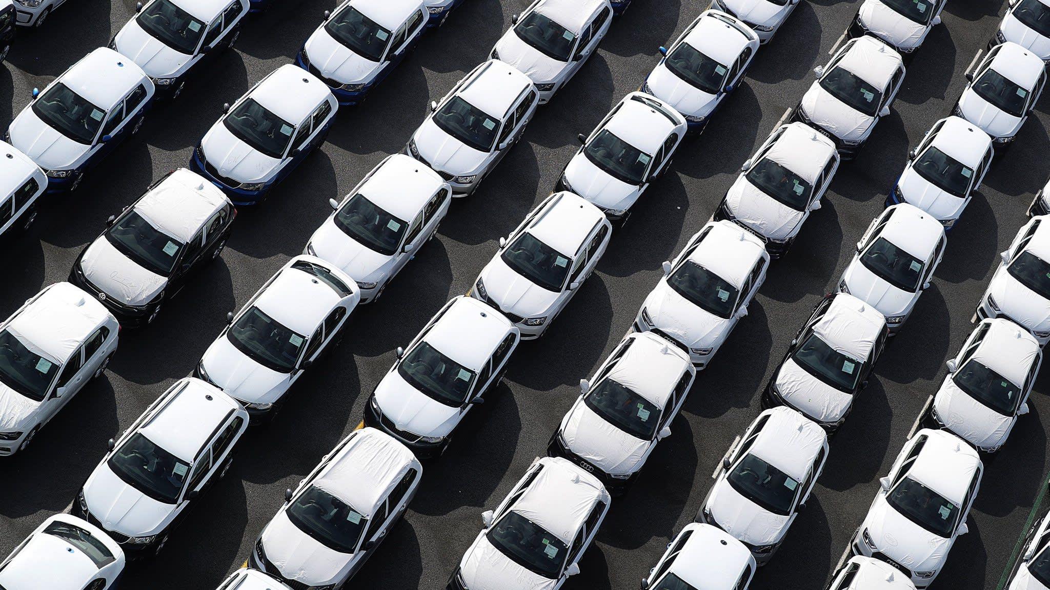 EU probes BMW, Daimler and VW over possible cartel behaviour