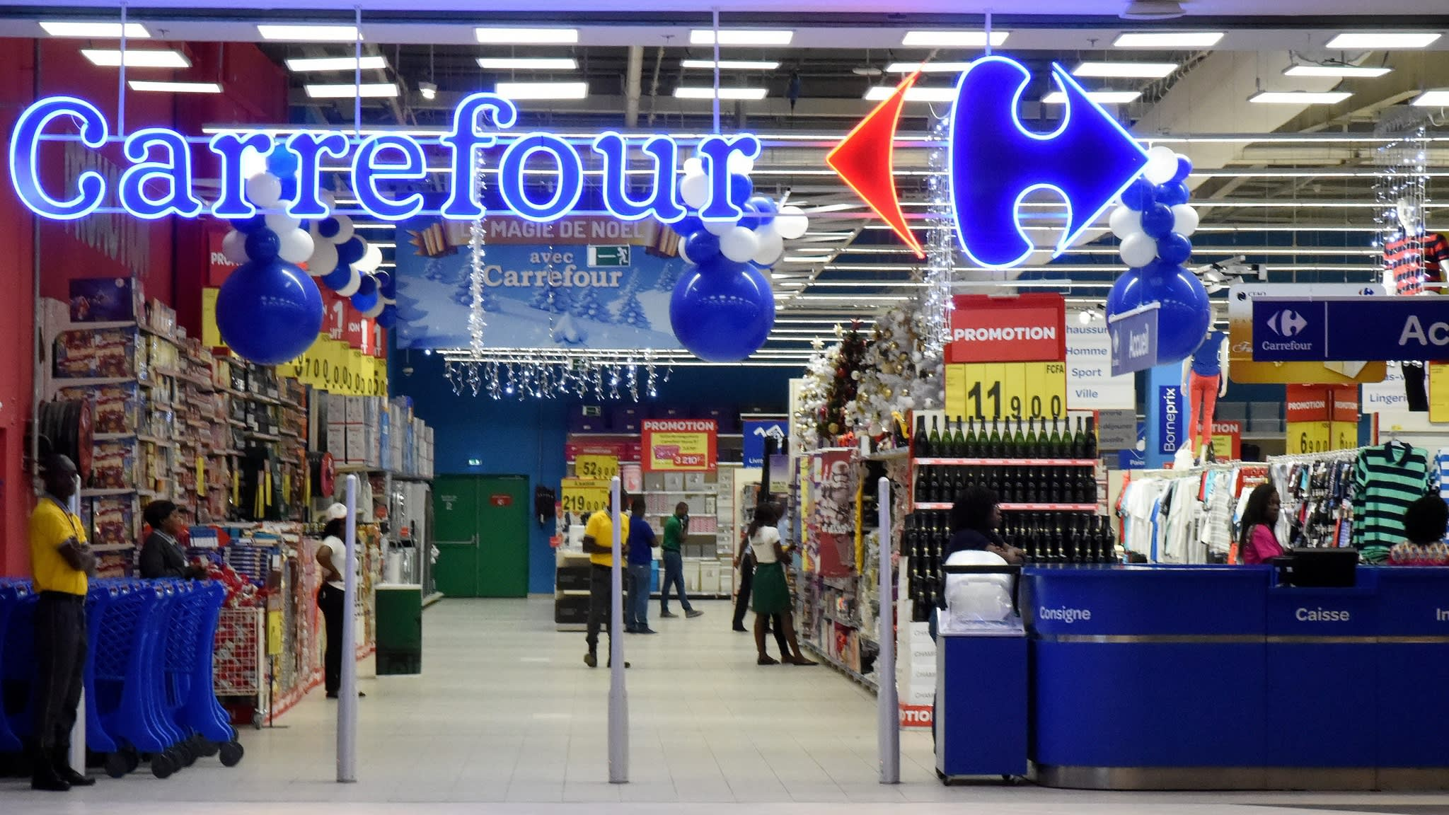 menu noel 2018 carrefour market Carrefour sales growth cools amid strong competition in France  menu noel 2018 carrefour market
