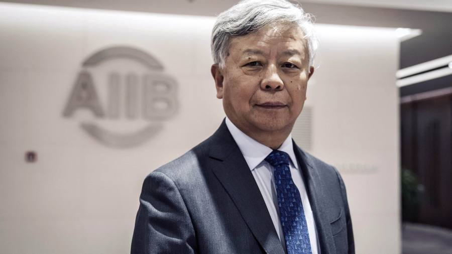 Aiib Chief Unveils Aim To Rival Lenders Such As Adb And