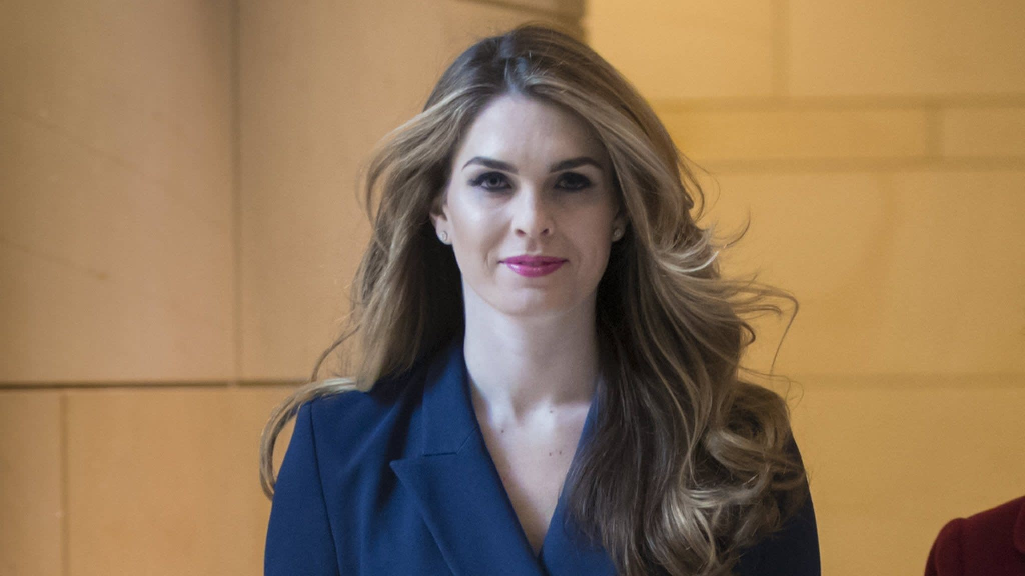 Hope Hicks joins Fox as new communications chief