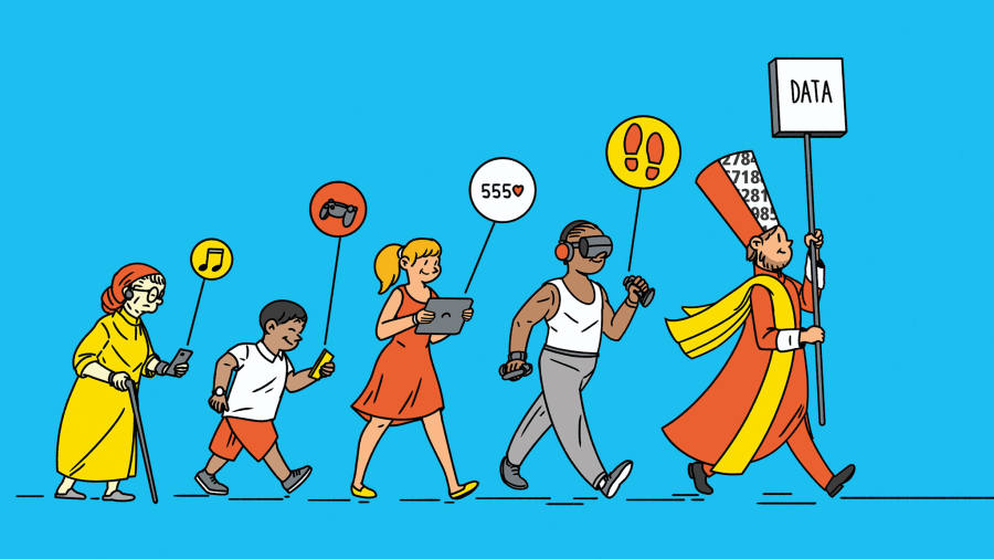 Yuval Noah Harari on big data, Google and the end of free will