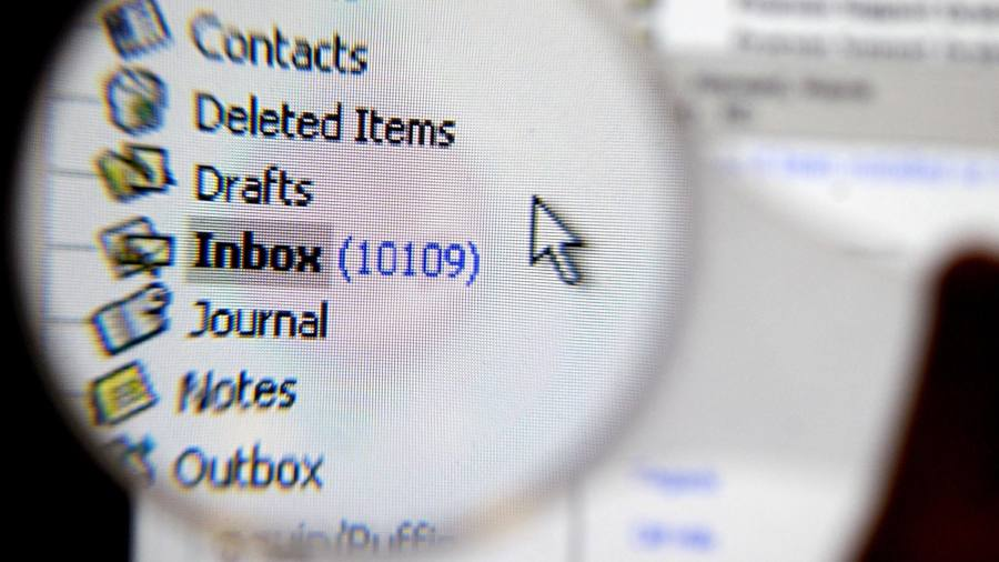 The problem with email overload | Financial Times