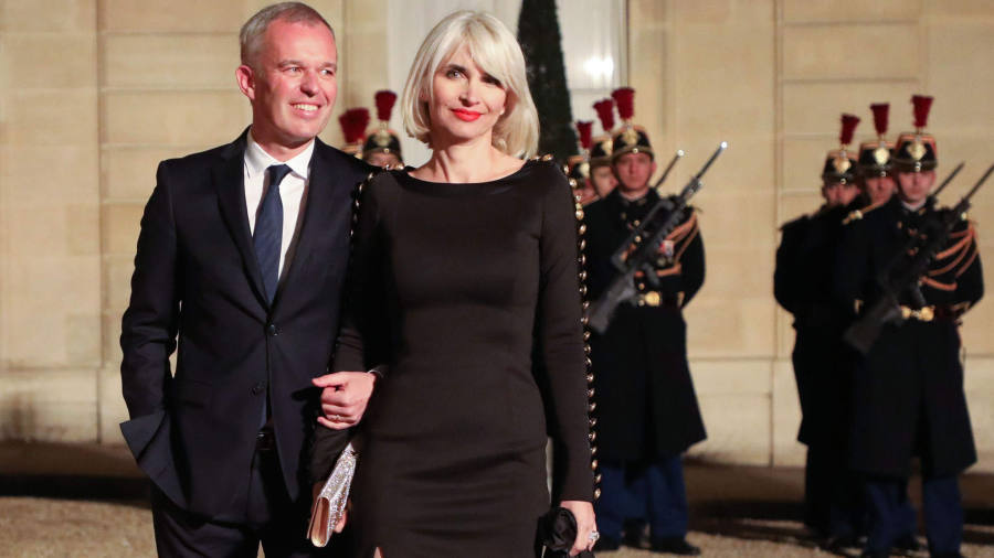 Claws out for French minister over lobster dinners