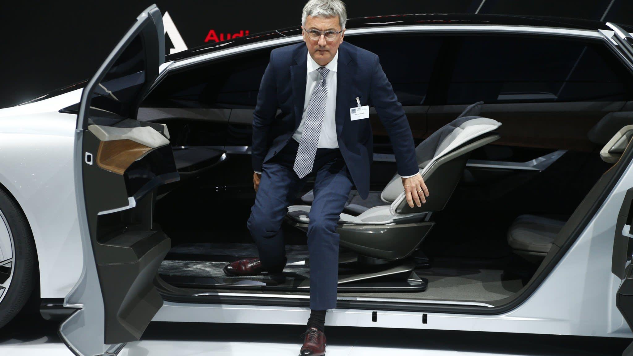 Firing Audi chief would 'humiliate' him, says VW board member