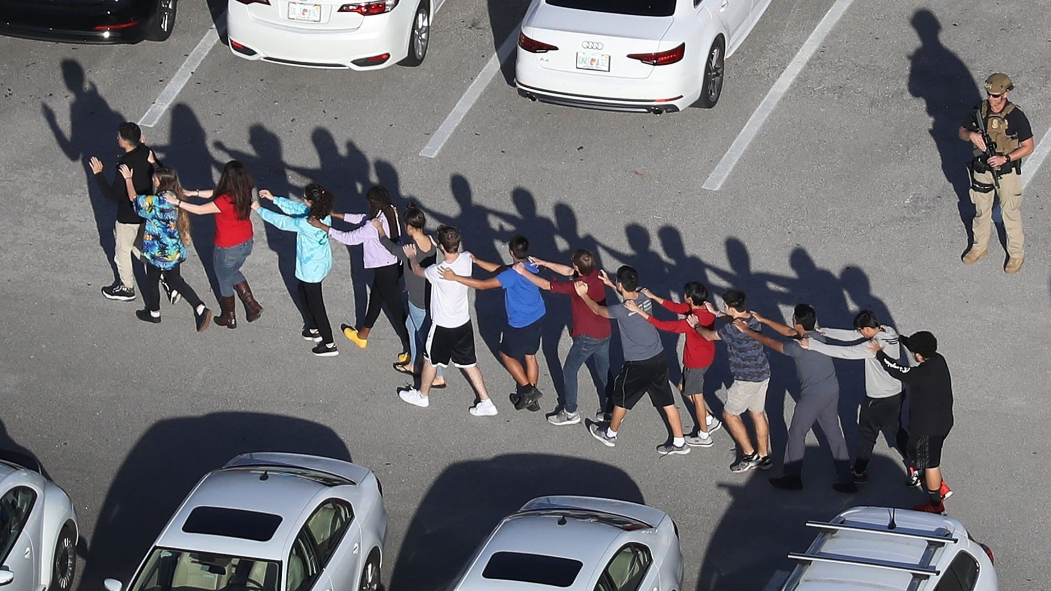 Florida school shooting leaves 17 dead