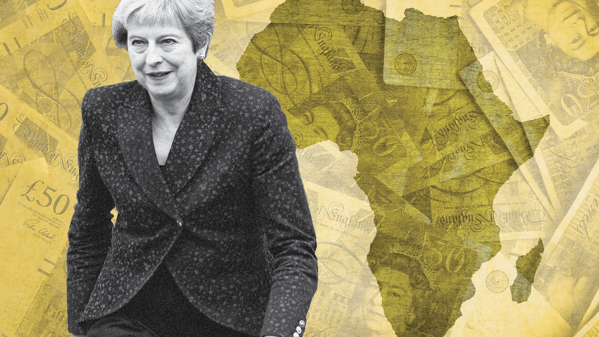 Can Theresa May build a 'new partnership' with Africa post-Brexit?