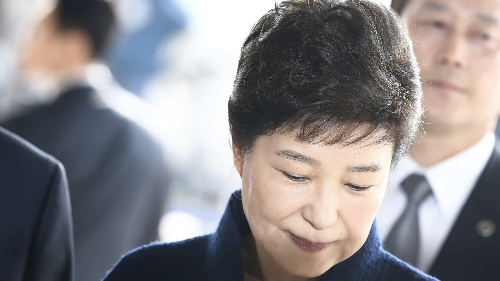 South Korea court sentences ex-president Park to 24 years in prison